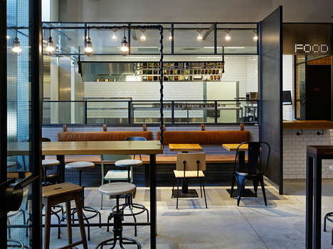 Beautifully Balanced Eateries - iQ Food Co Focuses on Health, Wellness and Thoughtful Design