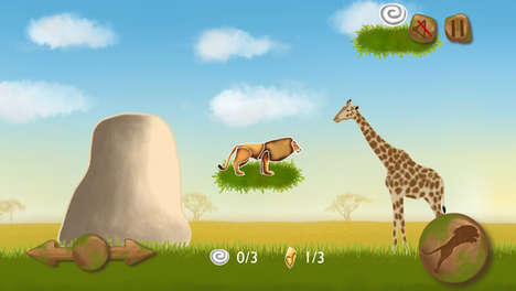 Therapeutic Safari Apps - The TF-CBT Triangle of Life Helps Traumatized Youth Practice Treatment