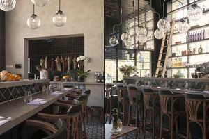 This Ghent Restaurant Boasts an Understated Yet Worldly Decor
