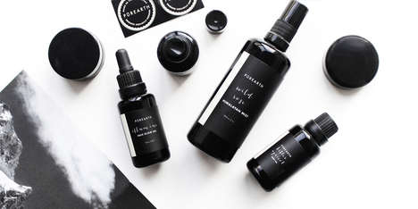 Unisex Bath Products - Purearth Boasts Minimalist Branding that Will Appeal to All Genders