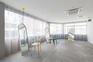 This Osaka Hair Salon is a Crash Course in Understated Elegance