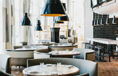 Rustic Southern Bistros - This Upscale Atlanta Restaurant is Infused with Mediterranean Warmth