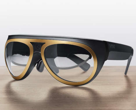 Augmented Auto Eyewear