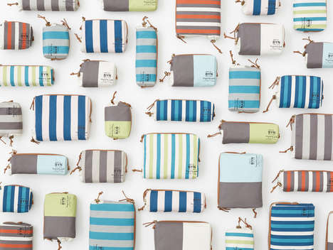 Top 100 Design Trends in May - From Collaborative Stylish Pouches to Graphical Rural Packaging