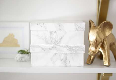 Top 30 DIY Ideas for May - From Floral Crown Crafts to Homemade Marble Boxes