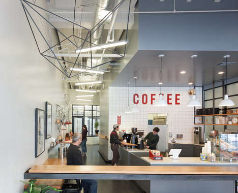 Revamped Coffee Shops