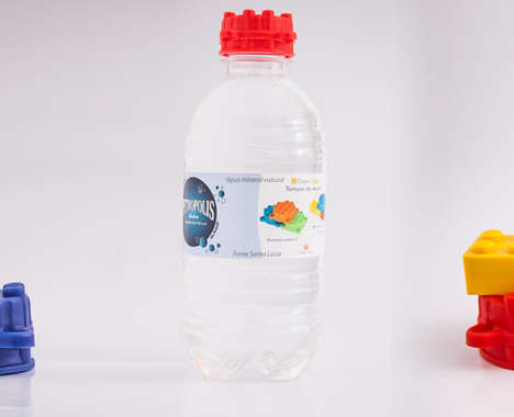 LEGO Bottle Caps