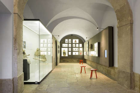 Contemporary Museum Interiors - The New Santo Antonio Museum in Lisbon Replaces the Original