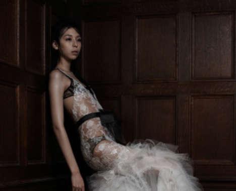 Nontraditional Bridal Dresses