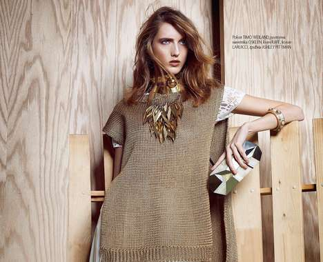 Refined Bohemian Fashion