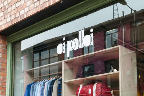 Eclectic Menswear Boutiques - This Menswear Retail Hub in Manchester Carries Hard to Find Brands