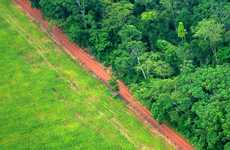Sustainability-Tracking Tools - Supply Change is Monitoring Deforestation in Business Supply Chains