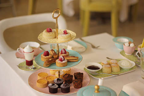 30 Modern Tea Party Innovations - From Luxe High Tea Experiences to Artistic Tea Set DIYs