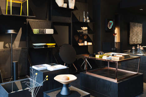 Elegant Concept Stores - Bazar Noir is an Eclectic, Well-Curated Concept Shop in Berlin