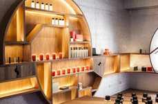 Opulent Tranquil Perfumeries - This Perfumery Retail Design in Greenwich Village is Beyond Elegant