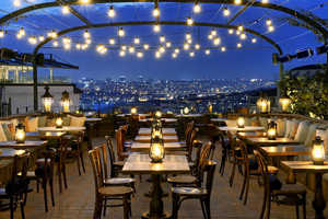 The Recently Opened Soho House Istanbul Considers Historical Context