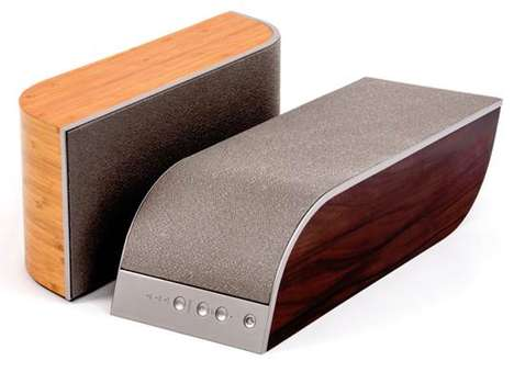 Universal Streaming Speakers - The Wren v5US Offers Near-Universal Device Compatibility