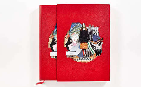 Artistic Brand Anthologies - Pradasphere Invites Fashion Fans into a Creative World of Luxury