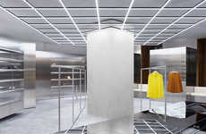 Luxury Retail Outposts - The New Acne Studios Stockholm Shop is Inside Nordiska Kompaniet
