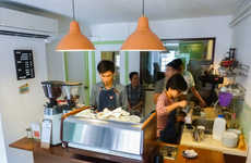 Small-Batch Coffee Roasters - Nylon Coffee Roasters Operate a Sustainable Coffee Bar in Singapore