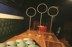 Wizard Sport Drinking Games - This Quidditch-Inspired Beer Pong Set was Created for Muggle Players
