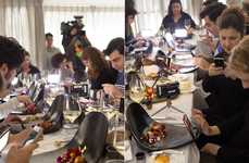 Branded Food Photography - Carmel Wineries Arranged Extremely Instragrammable Dining Events