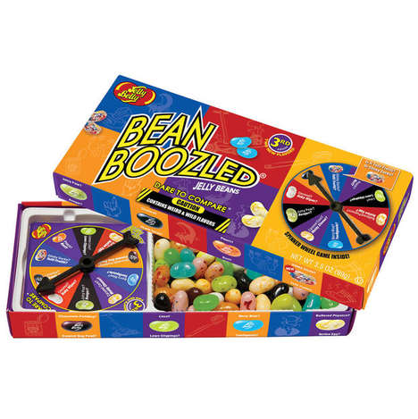 Jelly Bean Board Games - Bean Boozled is Like Russian Roulette for Eating Weird Jelly Belly Flavors