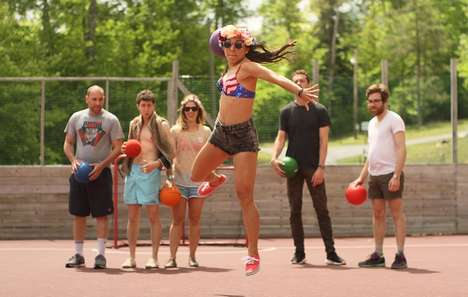 Adult Summer Camps - Camp No Counselors Invites Grown-Ups to Enjoy Youthful Freedom with Booze