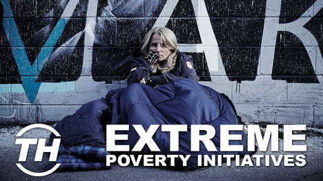 Extreme Poverty Initiatives - Joey Adler Discusses the Live Below the Line Poverty Campaign