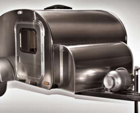 Inviting Teardrop Trailers