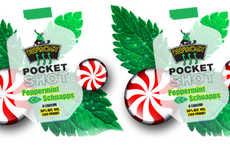 Pocket-Sized Spirits - Pocket Shots Premium Drinks Let You Enjoy Boozy Beverages On the Go