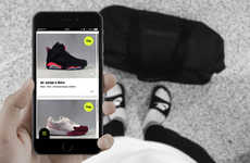Sneaker-Selling Apps - The Slang App Allows You to Buy and Sell Shoes Through Your Phone