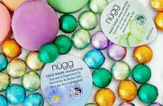 Portable Skincare Packs - Nugg Beauty's Face Mask Pouches are Perfect for On the Go Use