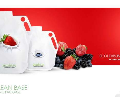 Sustainable Liquids Packaging