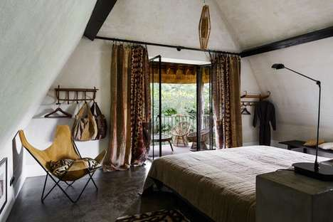 Luxurious Homespun Accommodations - This Chic Belgian Bed and Breakfast Has All the Comforts of Home