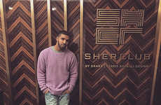 Rapper-Founded Members Clubs - The Sher Club is a Private Members Only Club Founded by Drake