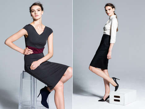 Sustainable Sleek Fashion - Fashion For the Eco-Concious Working Woman