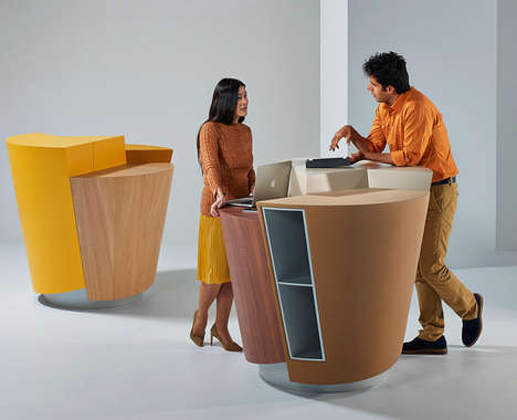 100 Contemporary Desks