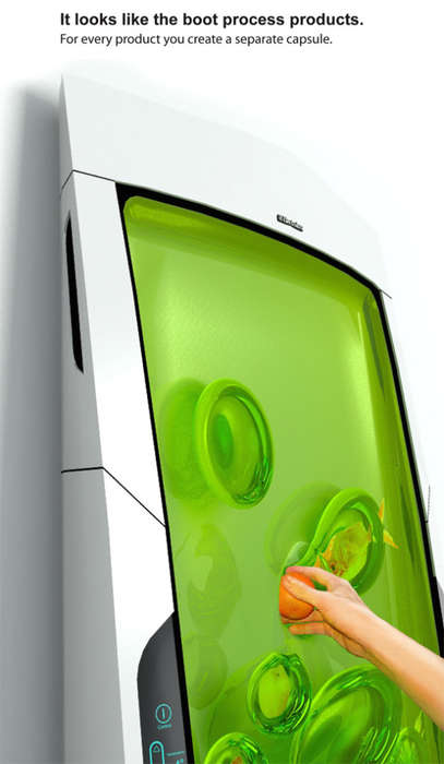 Energy-Saving Refrigerators - This Green Refrigerator Keeps Food Cold Using Zero Energy