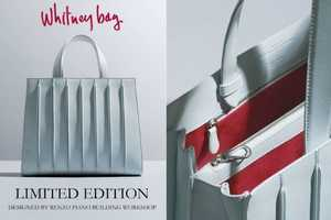 The New Max Mara 'Whitney Bag' is Inspired by the Whitney Museum