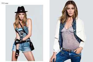 The Elle Bulgaria Ana Beatriz Barros Editorial Mixes Fashion Categories