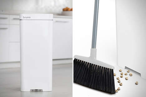 Vacuum Trash Cans - These Smart Trash Cans Do Double the Work to Keep Your House Clean