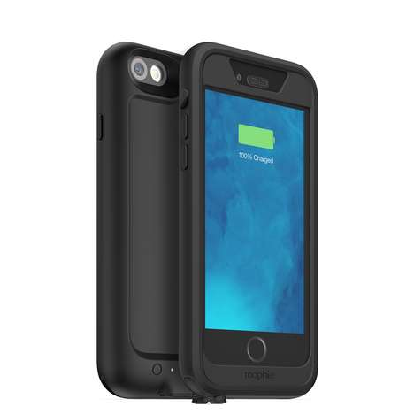Water-Resistant Smartphone Covers - The Juice Pack H2PRO Protects Your Phone in Multiple Ways