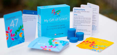 Conversational Mortality Games - My Gift of Grace Lets Players Discuss Life and Death Openly