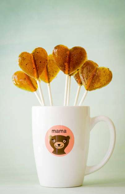Cinnamon Coffee Lollipops - The Cupcake Project Offers a Sweet Twist to Traditional Coffee Snacks