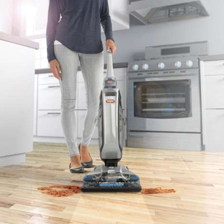 Hybrid Mop-Vacuums - The Vax Floormate Cordless Hard Floor Cleaner Replaces a Mop and Bucket