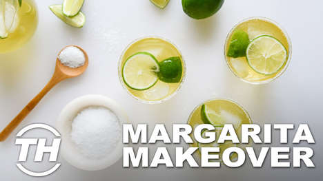 Margarita Makeover - Alyson Wyers Counts Down the Best Margarita Recipes for Cinco de Mayo