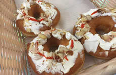 Hot Sauce Doughnuts - These Sriracha Doughnuts Are the Latest Menu Addition at a Harlem Bakery