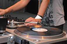 Educational DJ Platforms - The Live-Stream Site and Online Community Focuses on the Decks Not Crowds