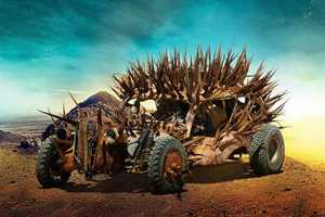 The Cars of Mad Max Fury Road are Deadly Concepts Fit for Survival